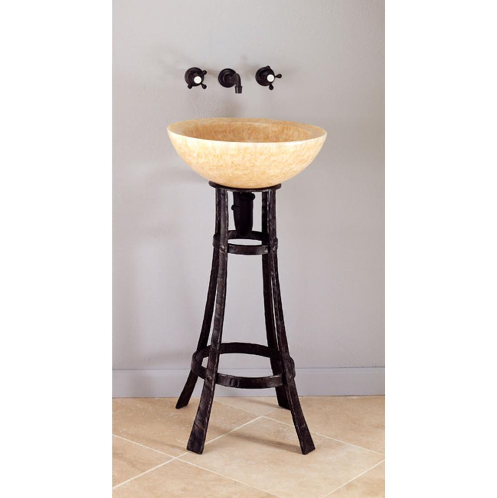 $950.00. PI02 · Stone Forest; Classic Iron Pedestal ...