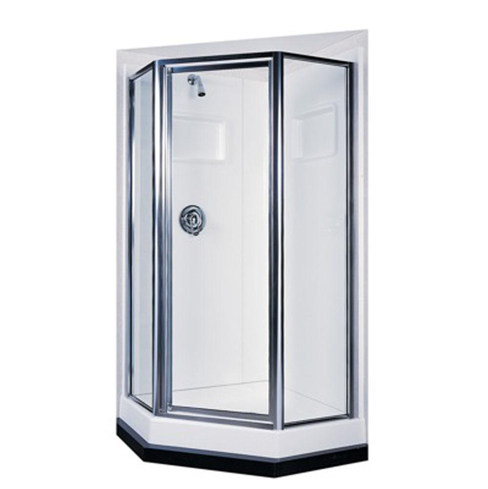 Shower Door Shower Doors Neo Angle Advance Plumbing And