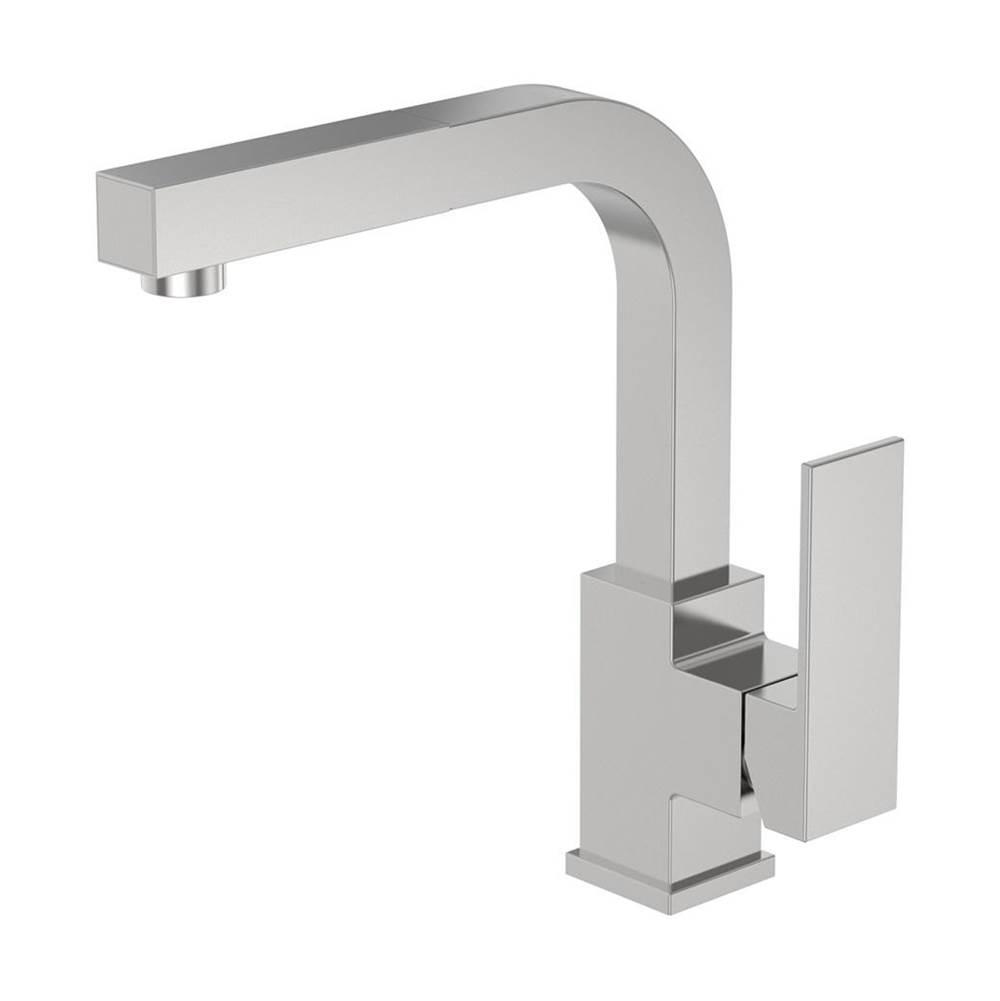 Symmons S-245-LAM-1.0 Symmetrix 2-Handle Centerset Bar Faucet in Polished Chrome 1.0 GPM