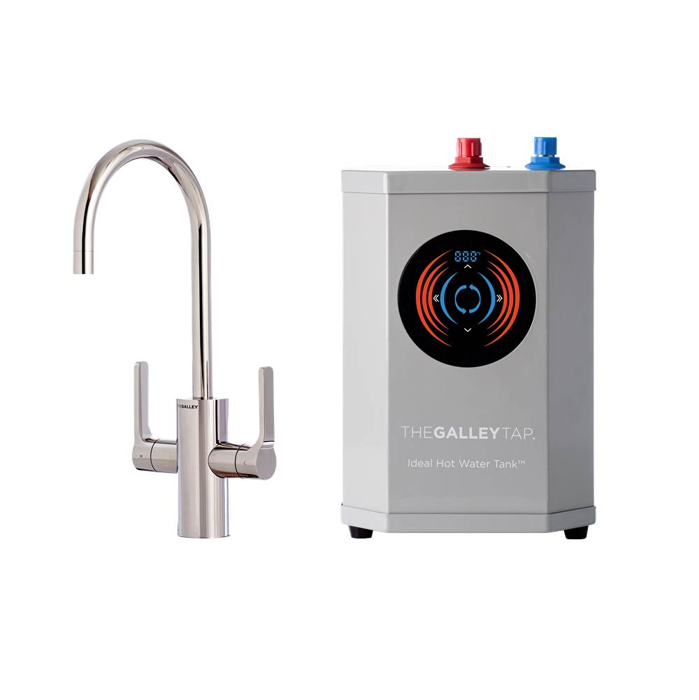 The Galley Ideal Hot and Cold Tap