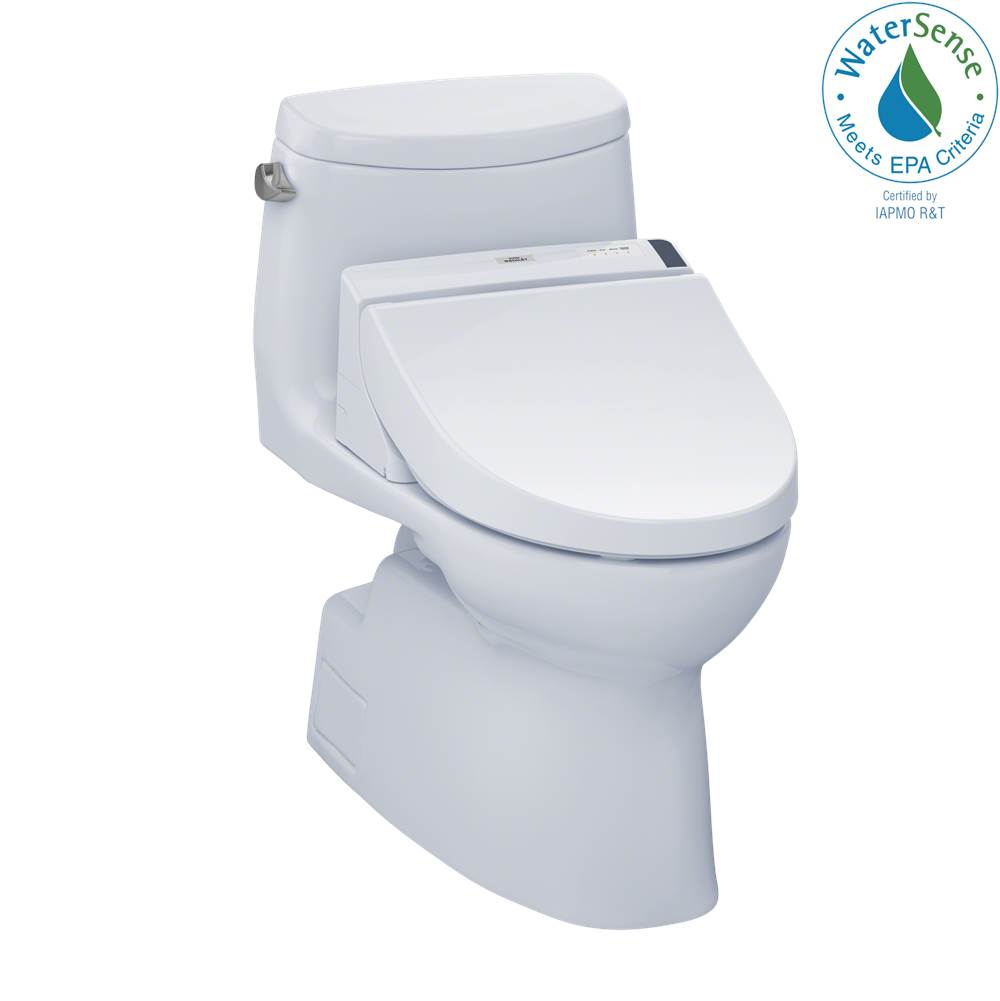 Toto Carlyle Ii C200 Washlet+ Cotton Concealed Connection