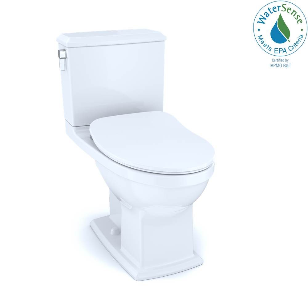 Toto Connelly 2Pc Toilet Washlet + With Ss234 Cotton