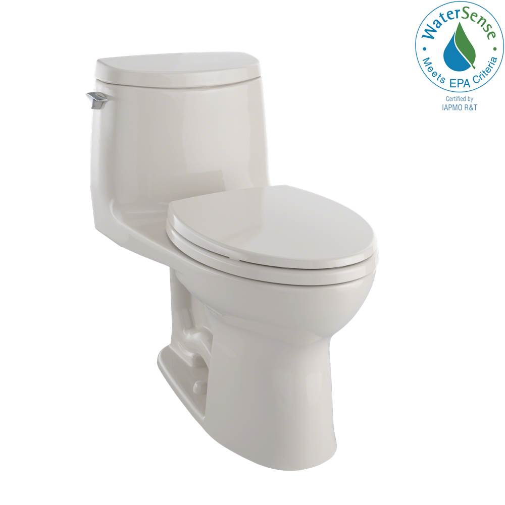 Toto Ultramax Ii 1G 1-Pc Toilet Bone - Cefiontect Finish