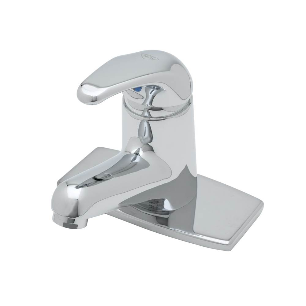 T And S Brass Bathroom Sink Faucets Centerset | Advance Plumbing and ...