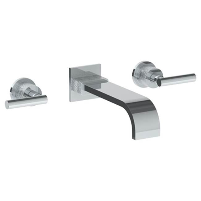 Watermark Wall Mounted 3 Hole Bath Set