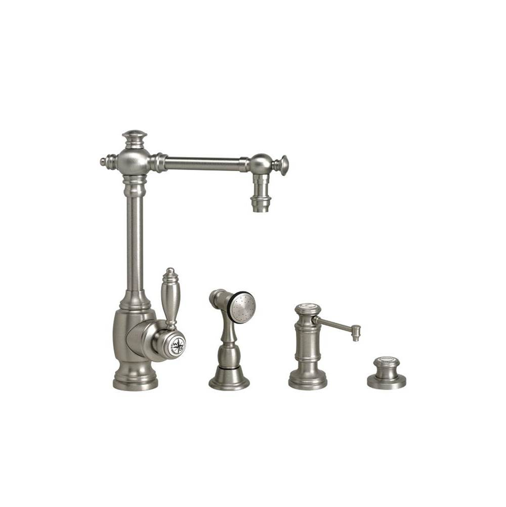 Waterstone Towson Prep Faucet - 3Pc. Suite