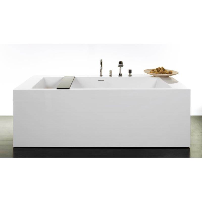 Wet Style Free Standing Soaking Tubs item BC0206-PC-COP-MA