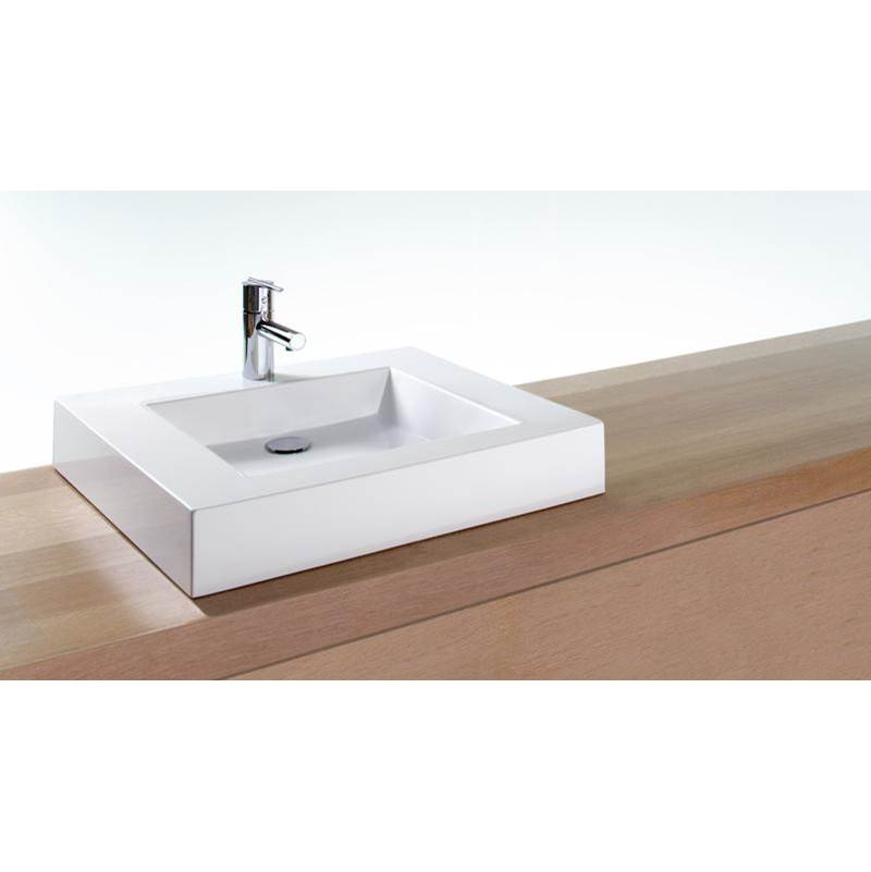 Wet Style Vessel Bathroom Sinks item VCM24-1-MA