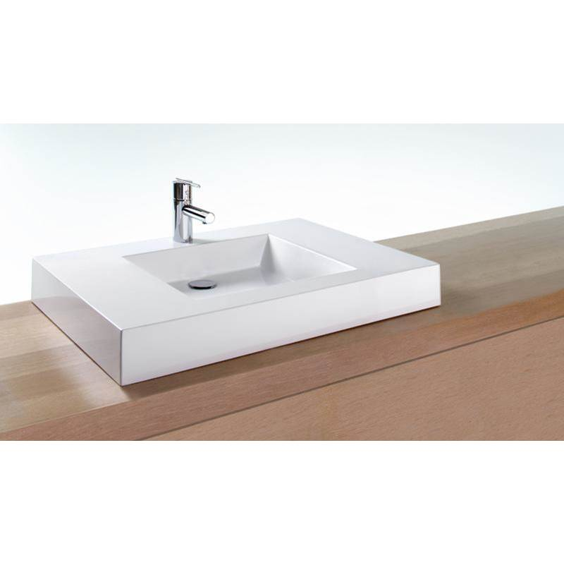 Wet Style Vessel Bathroom Sinks item VCM30-O-1-MB-MA