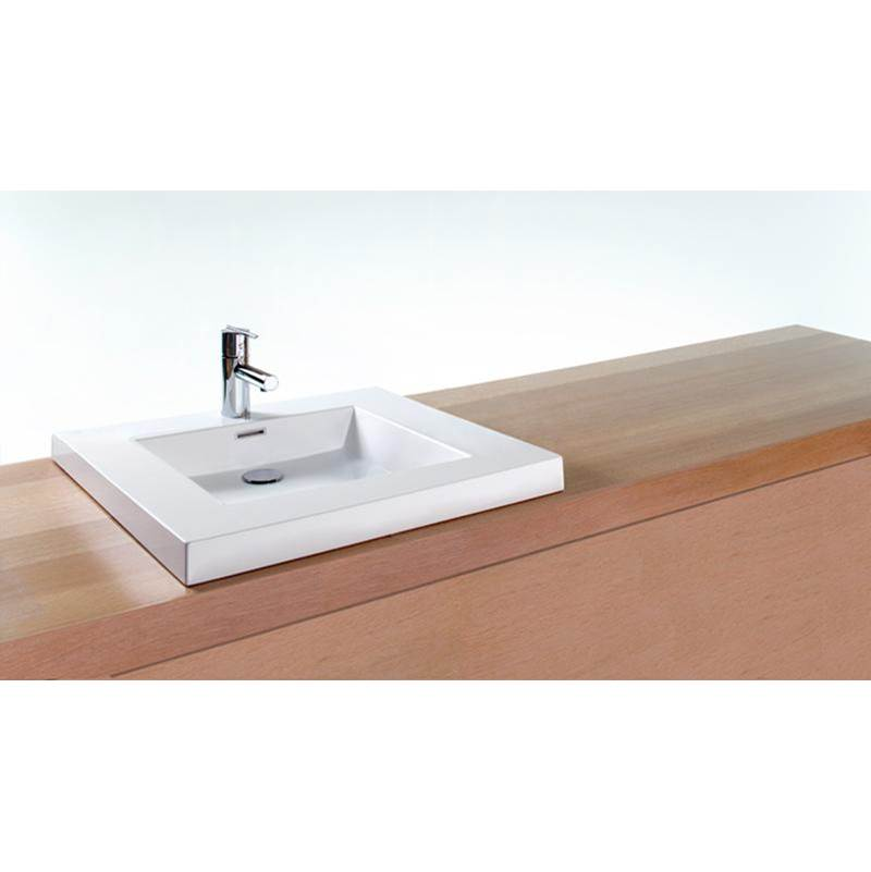 Wet Style Vessel Bathroom Sinks item VCS24-O-1-MB-MA