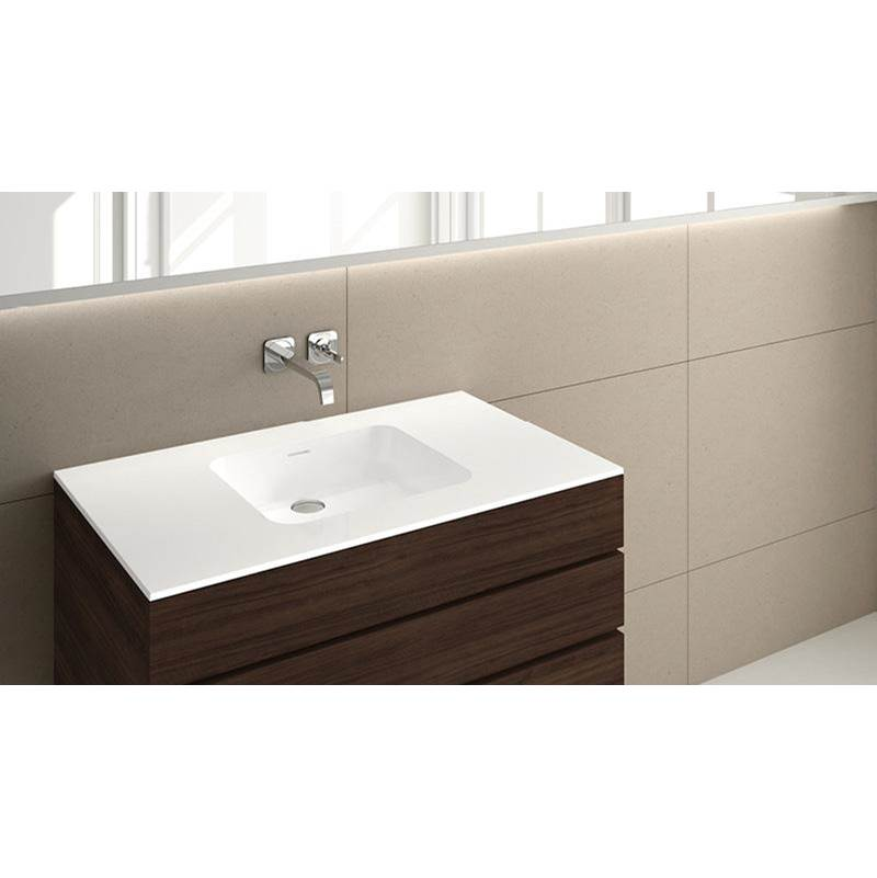 Wet Style Drop In Bathroom Sinks item VDCOXS36-O-MB-MA