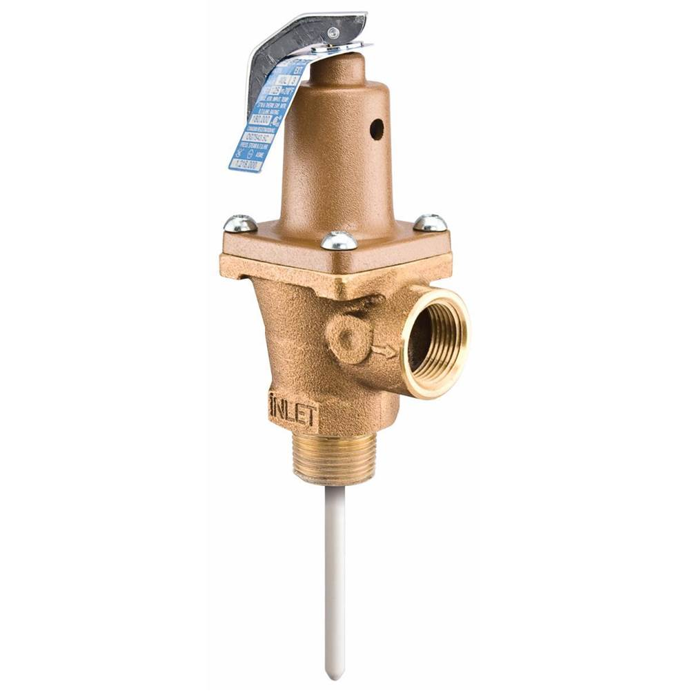 Watts Water Temperature Pressure Relief Valve