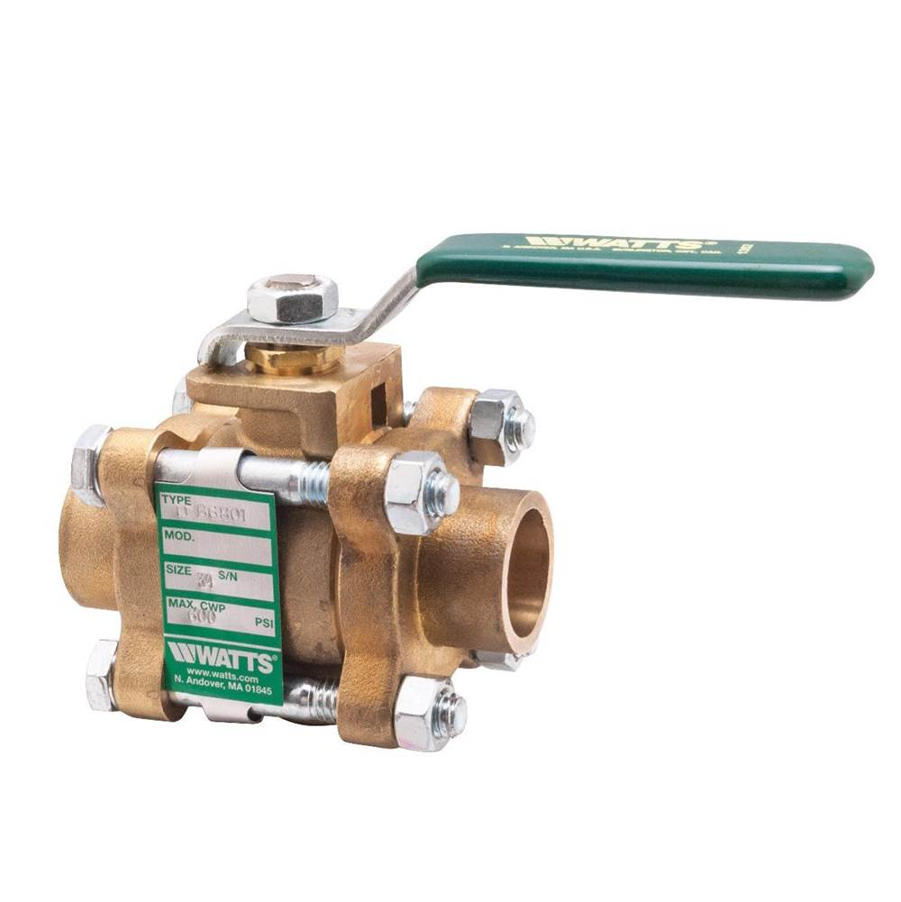 Watts Water Full Port Ball Valve