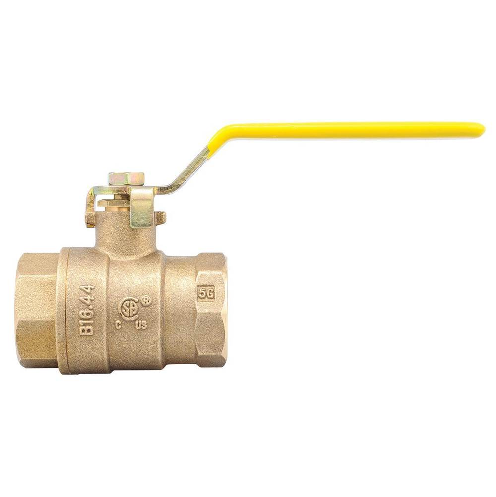 Watts Water 2-piece Full Port Ball Valve