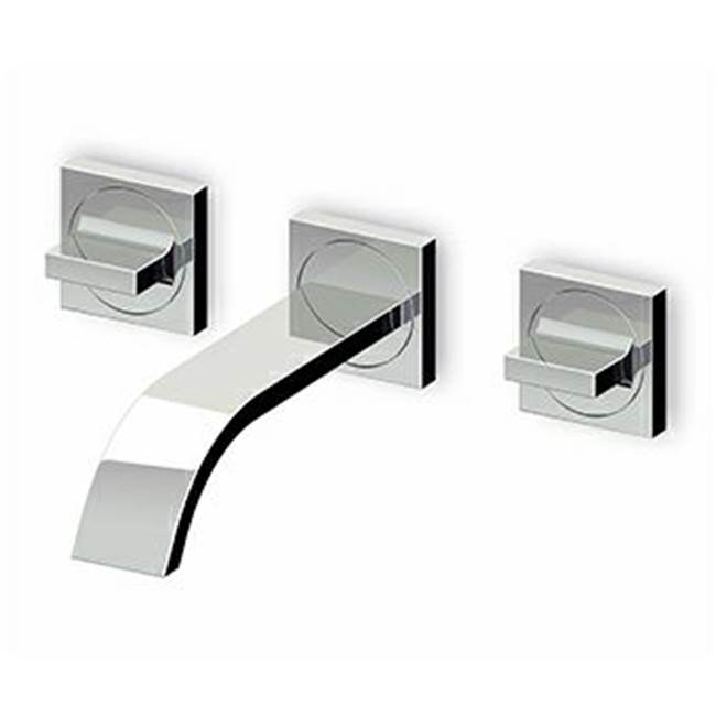 Zucchetti Faucets Wall Mounted Bathroom Sink Faucets item ZA5699.190E