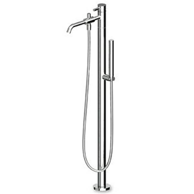 Zucchetti Faucets Floor Mount Tub Fillers item ZP6622.1900C8