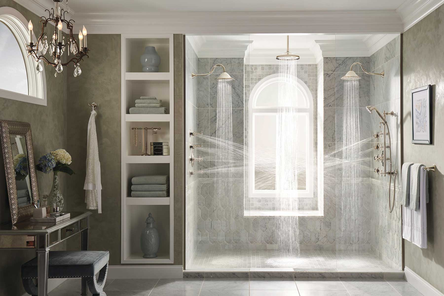 Shower Systems Product Category Image